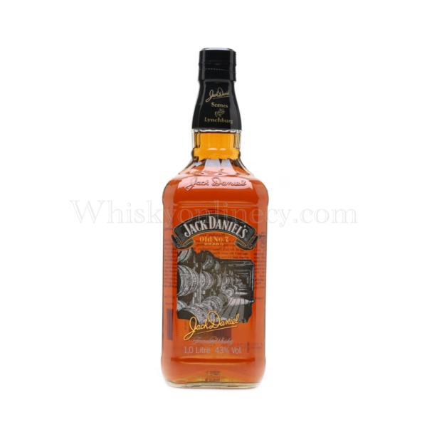 Jack Daniels Specchio