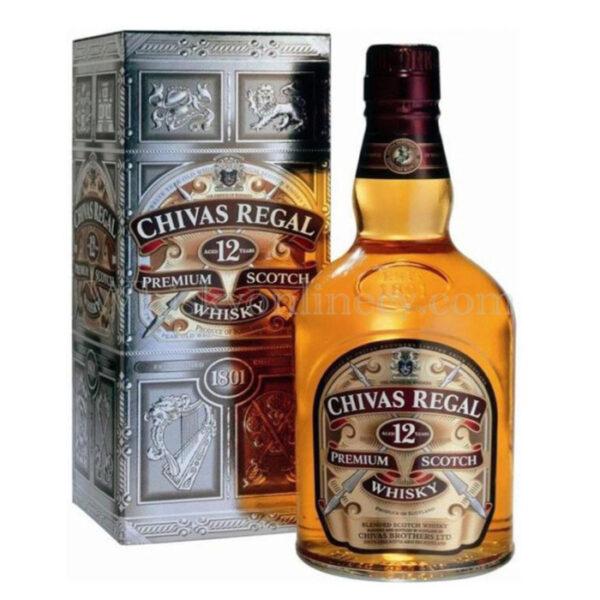 bf68ba872b4 HomeBlended WhiskyChivas Regal 12 Year Old Premium Old Bottling (70cl, 40%).  ( 0 Customer Review )