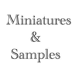 Miniatures & Samples
