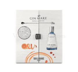 Gin Mare Gift Pack (70cl, 42.7%)